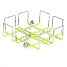 Napkin holder Confortime Metal Green