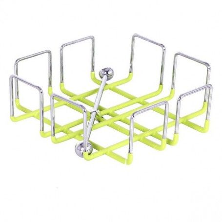 Napkin holder Confortime Metal Green