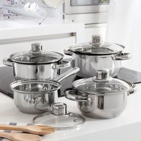 Cookware Eh 8 Pieces