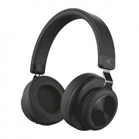 Auriculares Bluetooth con Micrófono 200 mAh Negro