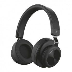 Bluetooth Headset with Microphone 200 mAh Black
