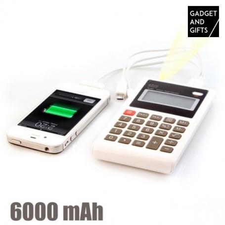 Power Bank Calculator 6000 mAh