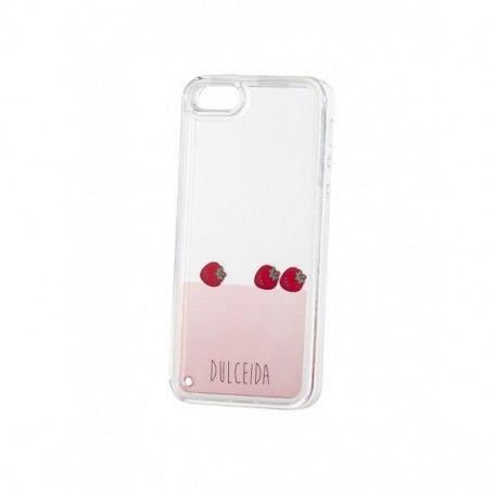 Case Iphone 6-7-8 Dulceida DLCAR003 Transparent Pink