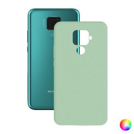 Mobile cover Huawei Mate 30 Lite Silk TPU
