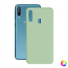 Mobile cover Samsung Galaxy A40s Silk TPU