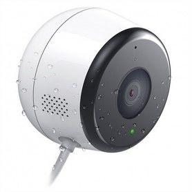 Caméra IP D-Link DCS-8600LH 135º 1080 px Blanc