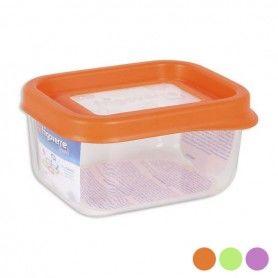 Boîte à lunch Bormioli Rectangulaire (12,3 x 9,5 x 6,6 cm)