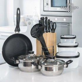 Set de Cocina Bravissima Kitchen (17 piezas)