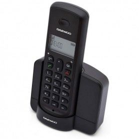 Wireless Phone Daewoo DTD-1350 DECT Black
