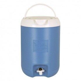 Tambour thermique avec robinet Aquapro 8 L Bleu