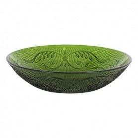 Deep Plate Santa Clara Green (ø 20 cm)