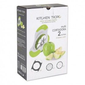 Coupe-pommes Kitchen Tropic (12,3 x 5,7 x 19 cm)