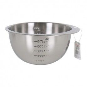 Measuring Bowl Privilege Metal (2500 Cc)