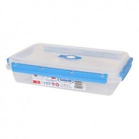 Boîte à lunch Fresh System Tontarelli (19,3 x 28,7 x 6,4 cm)