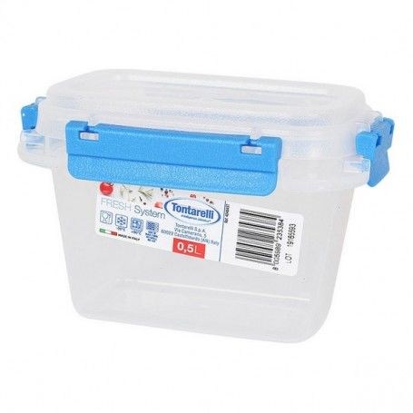 Lunch box Fresh System Tontarelli (9,5 x 14,5 x 9 cm)
