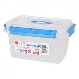 Lunch box Fresh System Tontarelli (14,2 x 19,3 x 10,8 cm)