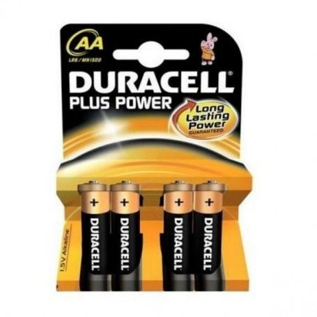 Alkaline Batteries DURACELL DURLR6P4B