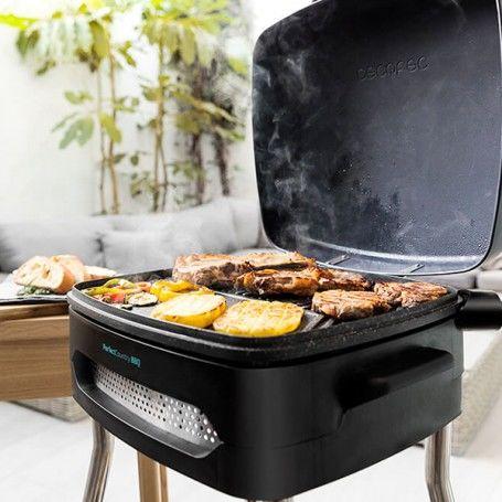 Barbecue Électrique Cecotec PerfectCountry BBQ 2000W