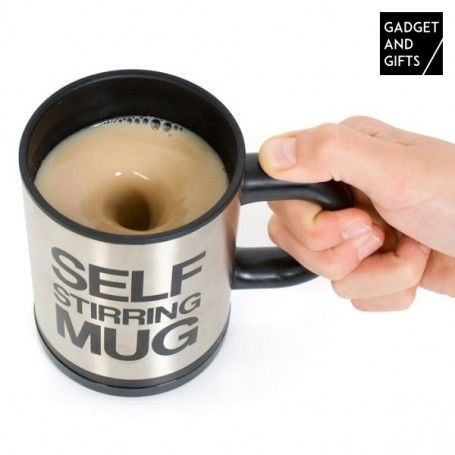 Taza Mezcladora Self Stirring Mug Gadget and Gifts