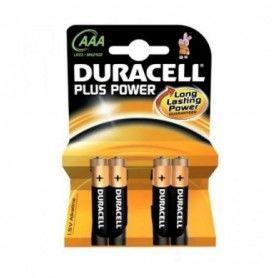 Alkaline Batteries DURACELL DURLR3P4B