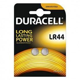 Piles Bouton Alcalines DURACELL DRBLR442 LR44 1.5V (2 pcs)