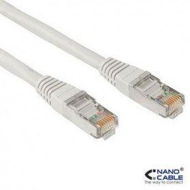 Câble Catégorie 6 UTP NANOCABLE 10.20.1305 5 m Gris