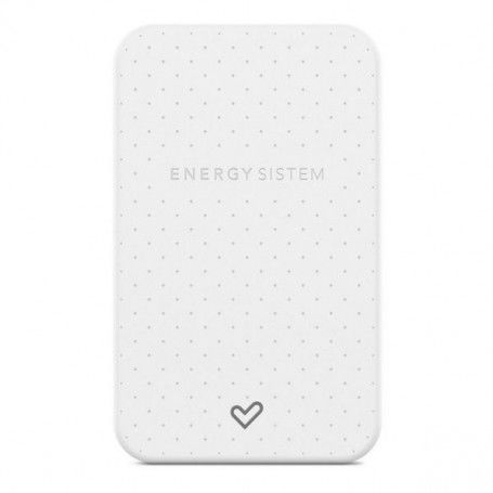 Power Bank Energy Sistem Extra Battery 5000 424450 5000 mAh White