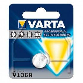 Pilas de Botón Alcalinas Varta V13GA 1,5 V LR44