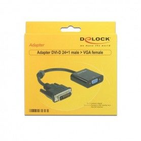 VGA to DVI Adapter DELOCK APTAPC0561 65658 24+1