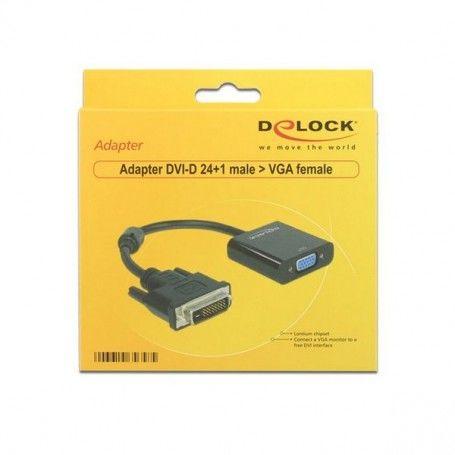 VGA to DVI Adapter DELOCK APTAPC0561 65658 24+1