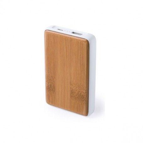 Power Bank 4000 mAh Bamboo 146150