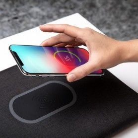 Folder with Accessories and Wireless Charger 146328