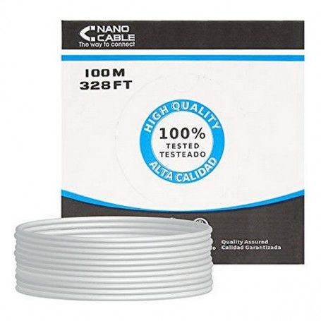 Category 5 UTP cable NANOCABLE 10.20.0302 (100 m)