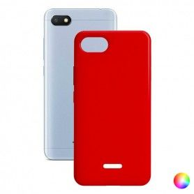 Mobile cover Xiaomi Redmi 6a Silk TPU