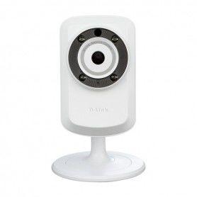 Cámara IP D-Link DCS-932L IR Wifi Blanco