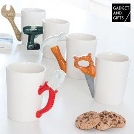 Gadget and Gifts Tool Mug
