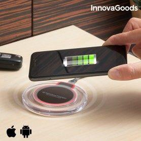 Cargador Inalámbrico para Smartphones Qi InnovaGoods