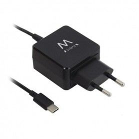 Wall Charger Ewent EW1305 Black