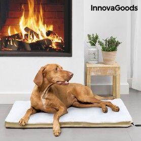 Cama Eléctrica Térmica para Mascotas Grandes InnovaGoods 18W