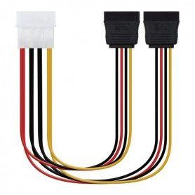 Cable de Alimentación NANOCABLE 10.19.0101-OEM SATA