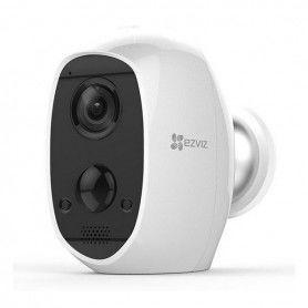 Caméra IP Ezviz C3A 1080 px 5500 mAh Blanc