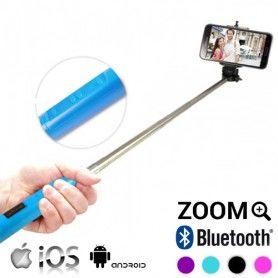 Perche Selfie Bluetooth avec Zoom