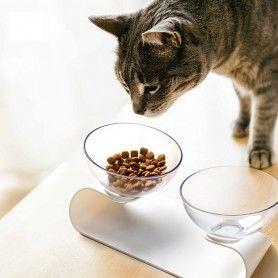 Pet feeding dish Double Galaxy