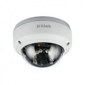 Cámara IP D-Link DCS-4603 Domo FHD PoE (H/V/D): 96° / 54° / 108° Zoom 10x Blanco