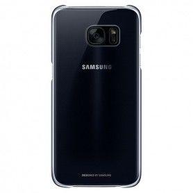 Protection pour téléphone portable Samsung EF-QG935C 5.5 Noir