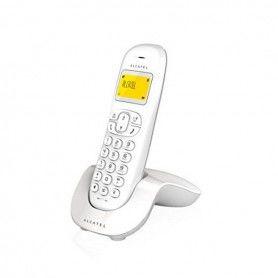 Téléphone Sans Fil Alcatel C-250 Blanc