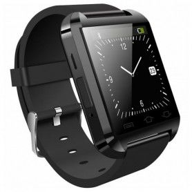 "Smartwatch BRIGMTON BWATCH-BT2 1.44"" Bluetooth 230 mAh Black"