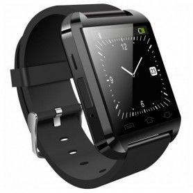 "Smartwatch BRIGMTON BWATCH-BT2 1.44"" Bluetooth 230 mAh Negro"