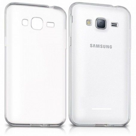 Mobile Phone Case Samsung 222672 Samsung J3 Gel Newark Transparent