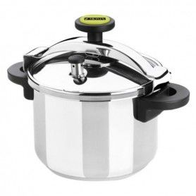 Pressure cooker Monix M530004 10 L Stainless steel